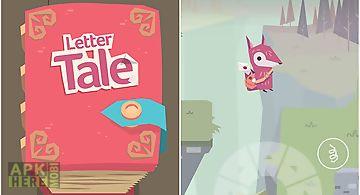 Letter tale: puzzle adventure