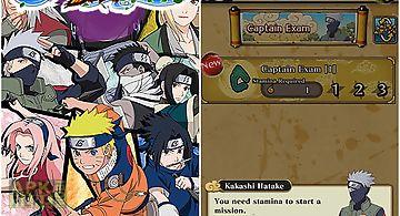 Naruto shippuden: ultimate ninja..