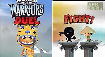 World of warriors: duel