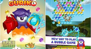 Bubble pop: guriko