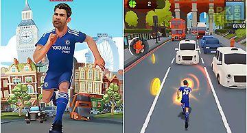 Chelsea runner: london