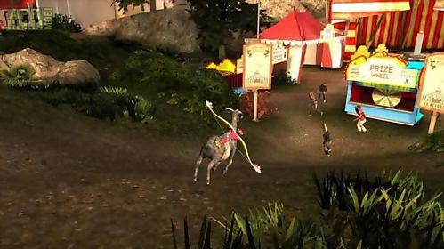 goat simulator goat z