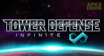Infinite tower defense