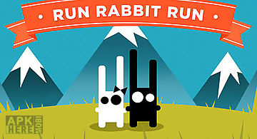 Run rabbit run: platformer