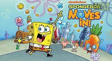 Spongebob moves in smart