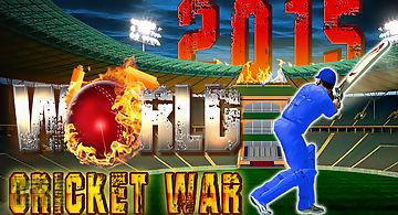 World cricket war 2015