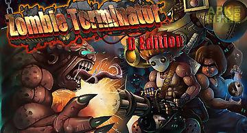 Zombie terminator: d edition