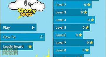Crazy quiz free