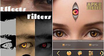 Foxeyes - change eye color