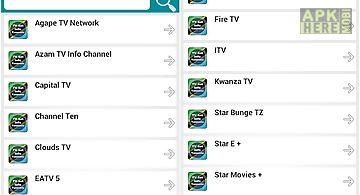 Tv sat info tanzania