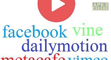 Videogo - video downloader