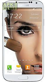 mirror transparent screen lwp live wallpaper