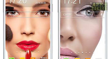 Mirror transparent screen lwp Li..