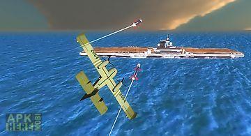 Bomber plane simulator 3d