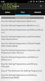 Dua in quran for Android free download at Apk Here store