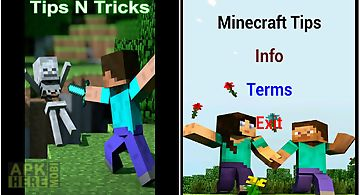 Minecraft tips n tricks
