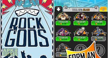 Rock gods: tap tour