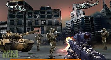 Army base commando sniper