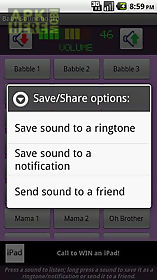 baby sounds & ringtones