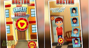Kids eye doctor - fun game
