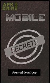mobile secrets codes