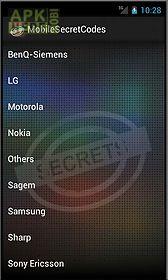 mobile secrets codes