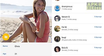 Nearby live: chat, meet, local
