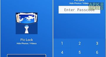 Pic lock- hide photos & videos