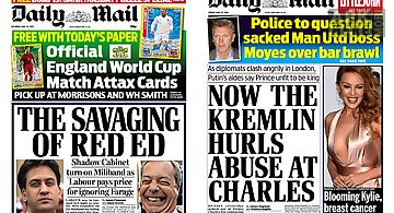 Daily mail plus