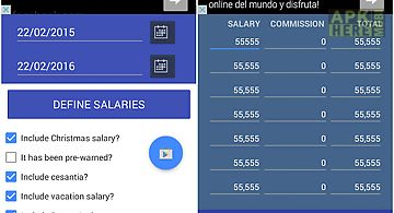Dominican labor calculator