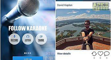 Follow karaoke