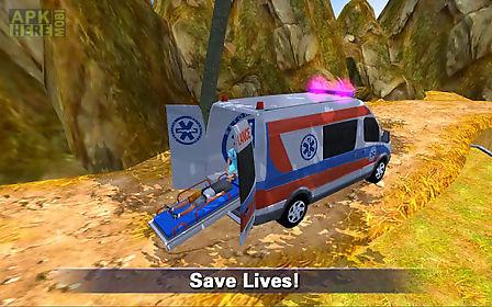 hill climb ambulance rescue