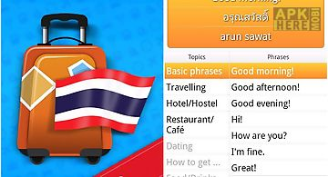 Phrasebook thai lite