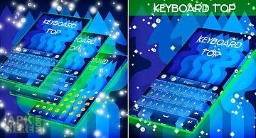 Top keyboard