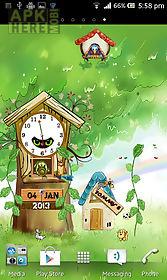 clock -free live wallpaper