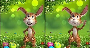 Easter bunny Live Wallpaper