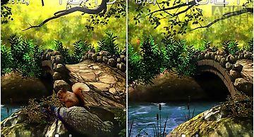 Fantasy forest 3d Live Wallpaper
