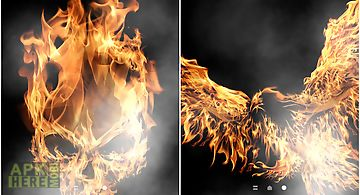 Fire Drawing Live Wallpaper For Android Free Download At Apk Here