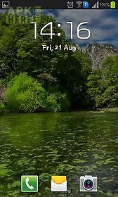 river live wallpaper
