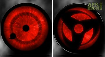 Sharingan  2015 Live Wallpaper