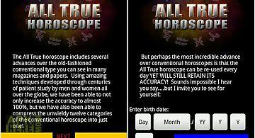 All true horoscope