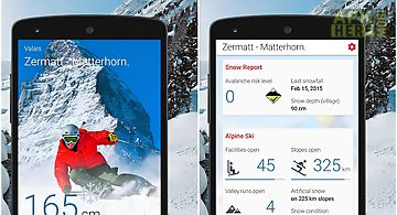 Swiss snow report