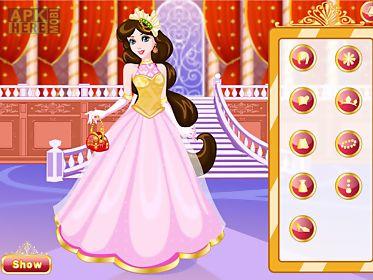 dream princess dress up