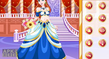 Dream princess dress up
