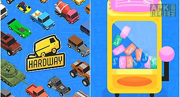Hardway: endless road builder