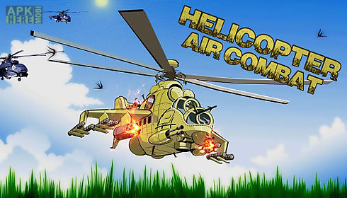 helicopter air combat