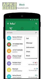 holaa! caller id & call block