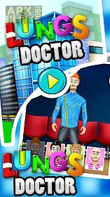lungs doctor - kids fun game