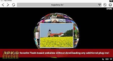 Photon flash player & browser