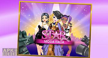 Star girl: moda italia